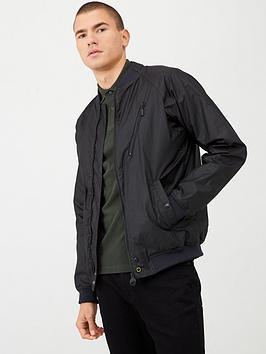Barbour International Barbour International Glendale Wax Jacket - Black Picture