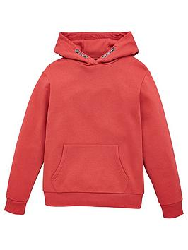V by Very V By Very Boys Essential Overhead Hoodie - Red Picture