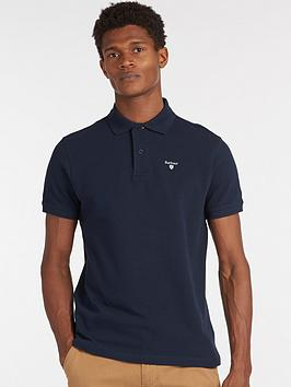 Barbour Barbour Sports Polo - Navy Picture