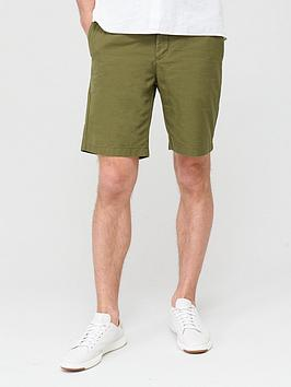 Barbour Barbour Bay Ripstop Shorts - Green Picture