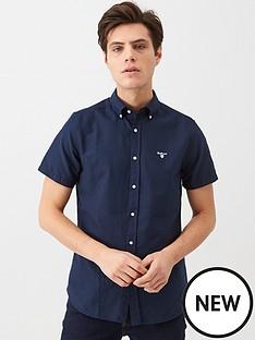 barbour-short-sleeved-oxford-shirt