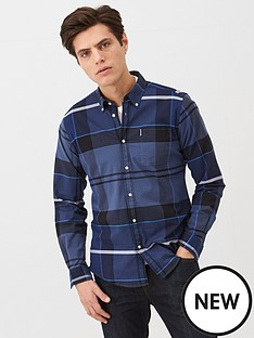 barbour-sutherland-check-shirt