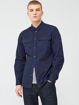 Barbour International Barbour International Spacer Overshirt - Navy Picture
