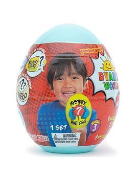Ryan's World Ryan'S World Mystery Mini Egg - Series 3 Picture