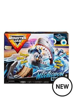 monster-jam-164-basic-stunt-playsets-megladoon-mayhem