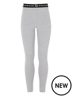 river-island-girlswaistband-legging--grey
