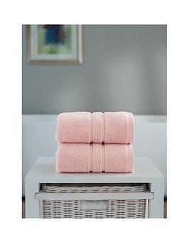 The Lyndon Co The Lyndon Co Chelsea Super Soft 600 Gsm Zero Twist Bath  ... Picture