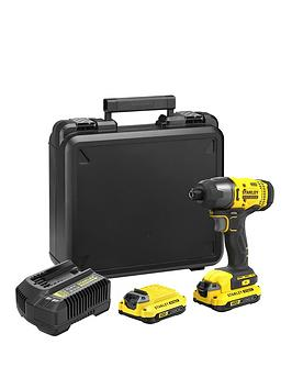 stanley-fatmax-stanley-fatmax-sfmcf800c2k-gb-18v-lithium-ion-impact-driver-2-x-15ah-batteries-kit-box