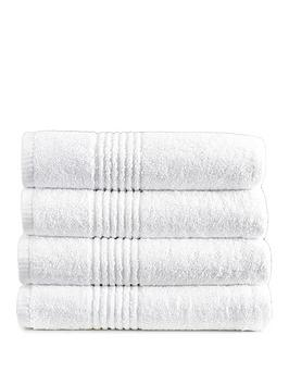 eden-egyptian-pair-of-cotton-towels-white
