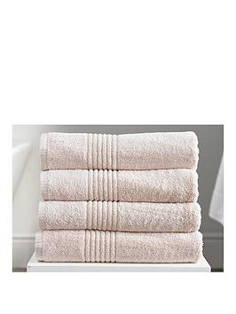 Very Eden Egyptian Pair Of Cotton Towels - Pink Picture