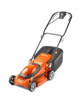 Flymo   Corded Easistore 380R Rotary Lawnmower, 1600W