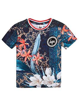 Hype Hype Boys Persian Short Sleeve T-Shirt - Multi Picture