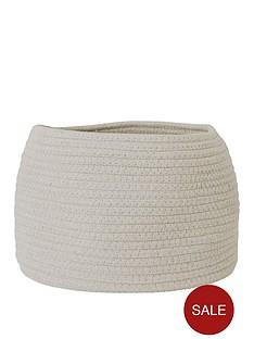 small-cotton-rope-storage-basket