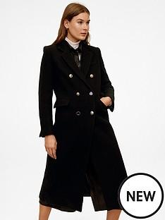 mango-military-coat-black