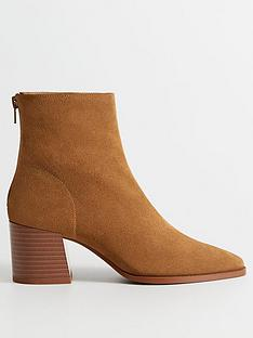 mango-zip-back-faux-suede-ankle-boots-light-brown