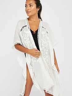 accessorize-sleeved-lace-long-kimono-cream