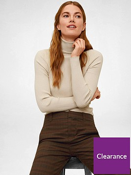 mango-basic-jersey-roll-neck-top-beige