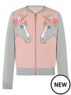 monsoon-girls-tara-unicorn-bomber-pink