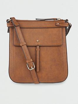 Accessorize Accessorize Messenger Bag - Tan Picture