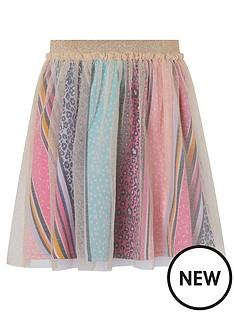 monsoon-girls-lily-printed-stripe-skirt-pink