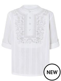 monsoon-boys-keagan-kurta-shirt-ivory