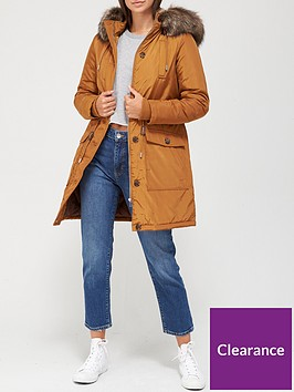 v-by-very-valuenbspultimate-parka-with-faux-fur-trim-turmeric