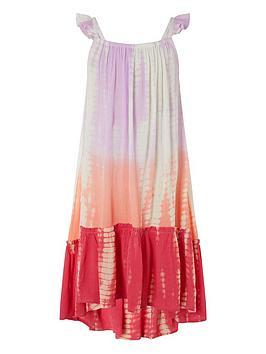 Monsoon Monsoon S.E.W Tie Dye Maxi Dress Picture