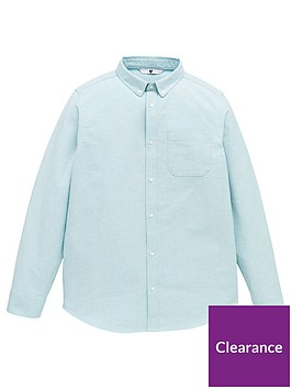 v-by-very-boys-oxford-shirt-green