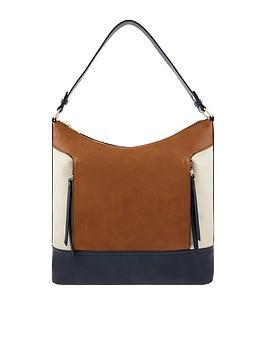 Accessorize Accessorize Holly Hobo Bag - Multi Picture
