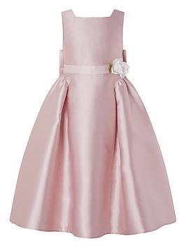 Monsoon Monsoon Girls Cynthia Maxi Dress - Dusky Pink Picture