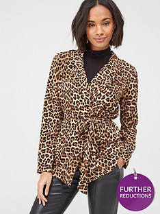 v-by-very-tie-waist-tailored-jacket-leopard-print