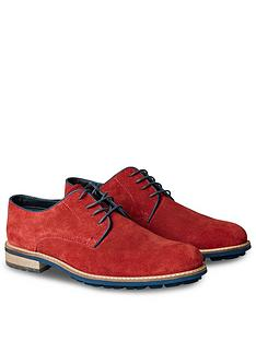 joe-browns-naples-red-suede-derby