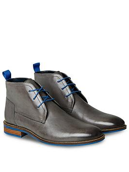 Joe Browns Joe Browns Joe Browns New Territory Blue Flash Boots Picture