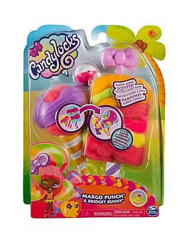 Candylocks Candylocks Doll + Pet Margo Punch 7.5Cm Scented Collectable  ... Picture