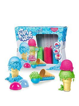Foam Alive Foam Alive Foam Alive Make N Melt Ice Cream Kit (70G X 3  ... Picture
