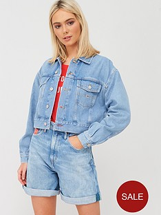 tommy-jeans-cropped-trucker-jacket-blue
