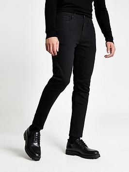 River Island River Island Tapered Fit Jeans Picture