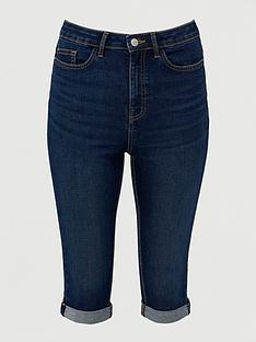 v-by-very-sydney-shorts-dark-wash