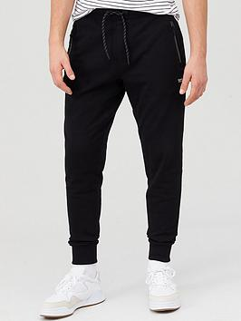 Superdry Superdry Collective Joggers - Black Picture