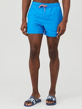 superdry-beach-volley-swim-shorts-blue