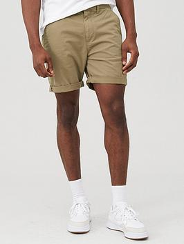 Superdry Superdry International Chino Shorts - Beige Picture