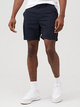 Superdry Superdry International Chino Shorts - Navy Picture