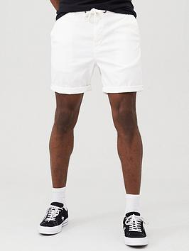 Superdry Superdry Sunscorched Chino Shorts - White Picture