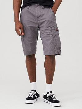 Superdry Superdry Core Cargo Shorts - Grey Picture