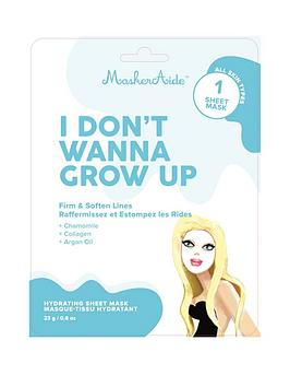 MASKERAIDE Maskeraide I Don'T Wanna Grow Up - Hydrating Sheet Mask Picture