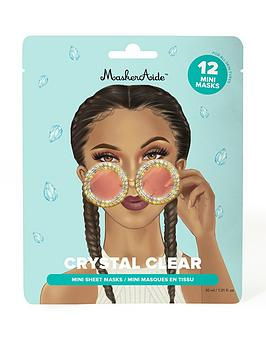 MASKERAIDE Maskeraide Crystal Clear - Mini Sheet Masks Picture