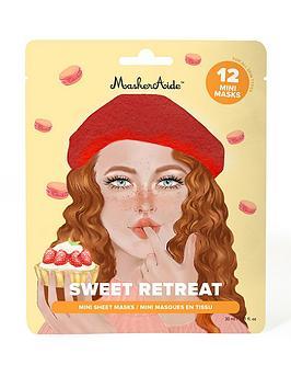 MASKERAIDE Maskeraide Sweet Retreat - Mini Sheet Masks Picture