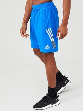 adidas-4k-3-stripe-woven-shorts-blue