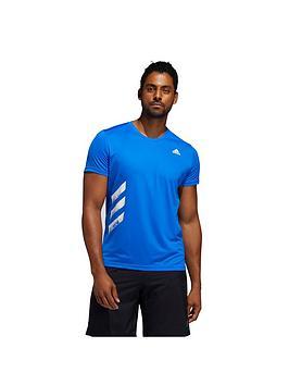 Adidas Adidas Run It T-Shirt - Blue Picture