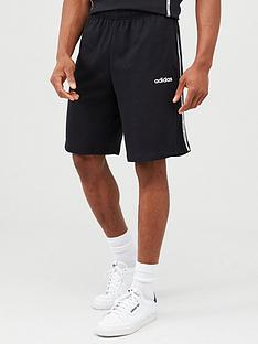 adidas-essential-matmix-shorts-black